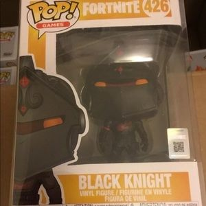 In Protector Black Knight Funko POP Fortnite
